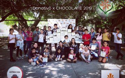 Donativo X Chocolate